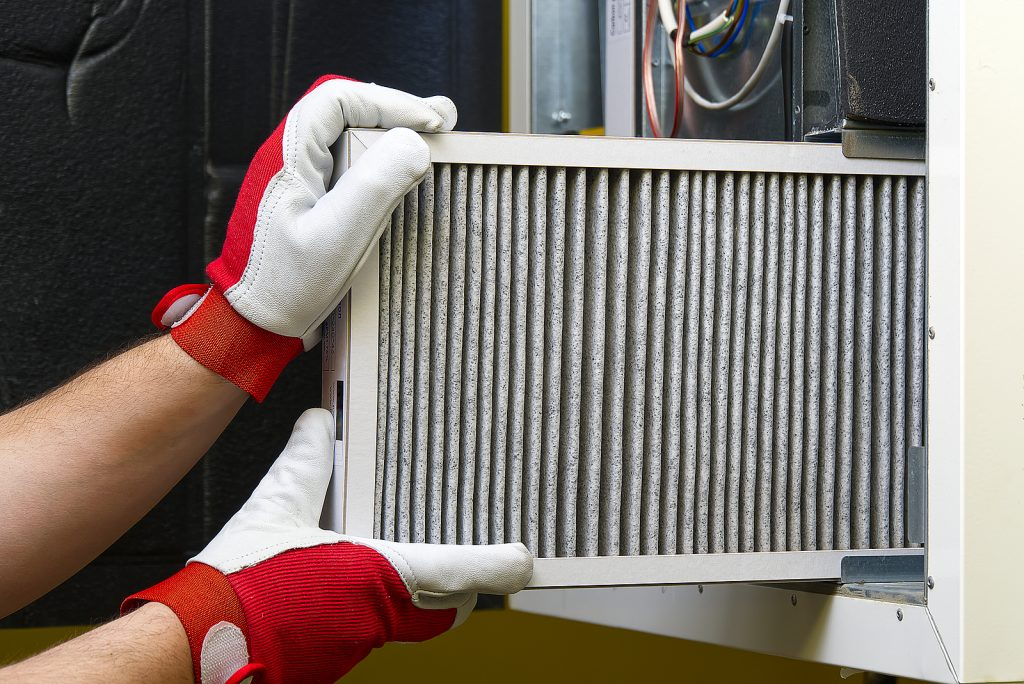 Chaning AC Filter